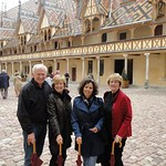 barge Prosperite sightseeing in Beaune