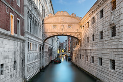 Ponte dei Sospiri - The Bridge of Sighs - (Venice, Italy) photo by blame_the_monkey