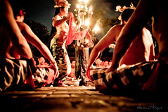 Kecek Fire and Trance Dance 2 - Ubud, Bali - Fuji X100 - [Explore #358] photo by Sparks_157