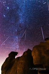 Gemind Meteor Shower - Explored #95 photo by Matt Payne Photography