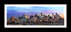 Denver Skyline photo by Tyler Porter Photography