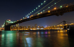 Brooklyn Bridge at Night photo by danielfoster437