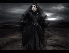 Dark Bride... photo by Takis Poseidon (RL busy...)