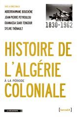 Histoire de l'Algérie coloniale - Divers