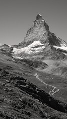 Le Cervin vu depuis le Gornergrat - The Matterhorn from the Gornergrat 2 photo by Zinaida Beaumont (Winston has crossed the rainbow