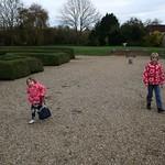 Walking in the gardens<br/>17 Nov 2012