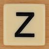 BANANAGRAMS Letter Z