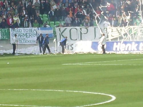 8225909613 8c5bbf7e2a FC Groningen   Ajax (brand Euroborg), 13 april 2008