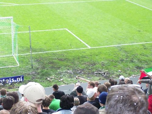 8226980764 21250a4e1e FC Groningen   Ajax (brand Euroborg), 13 april 2008
