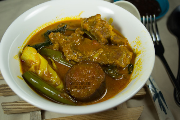 Certified Foodies Beef Kare-kare Recipe