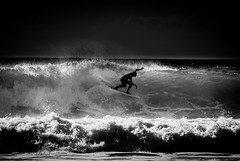 Surf @ Blacks beach photo by Laurent_Imagery