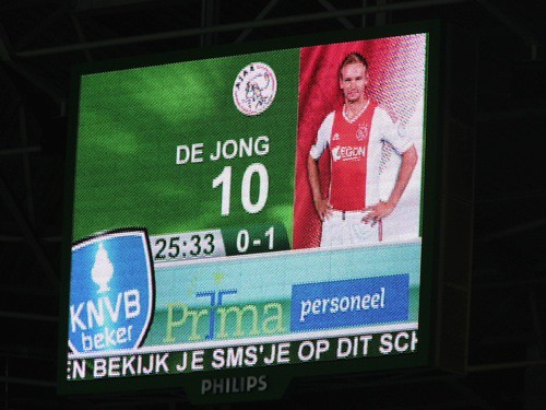 8293803924 11e69ff239 FC Groningen   Ajax 0 3, 20 december 2012 (beker)