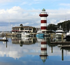 Harbour Town Lighthouse (EXPLORED) photo by Shannon Rose O'Shea