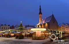 Tallinn, Estonia - New Year's Eve Celebration @Tallinn photo by GlobeTrotter 2000