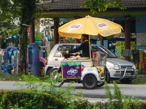 Malaysian Icecream Sidecar
