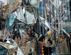New York City - Holiday Reflection photo by GAPHIKER