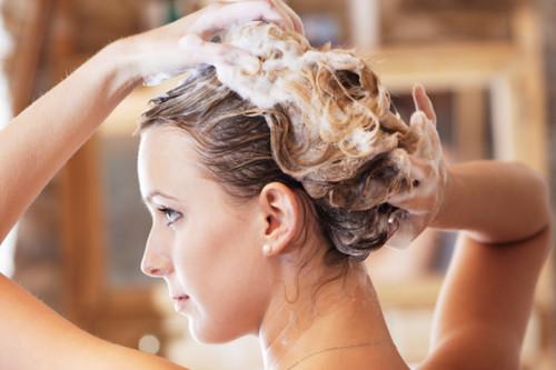 Alcohol-free-shampoo