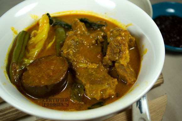 Homemade Beef Kare-kare - try this recipe