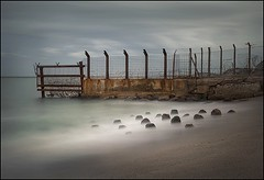 imprisonment of the sea photo by biancavanderwerf