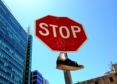 Stop Shoe photo by Theen ...