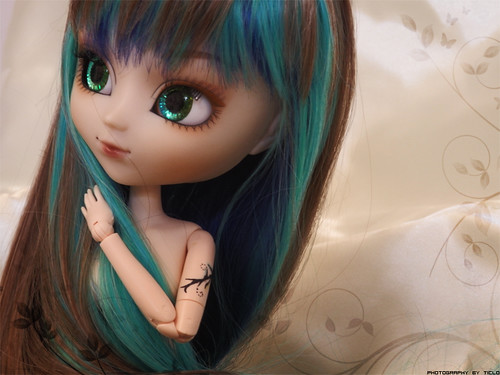 Zoey - Pullip Lunatic Queen