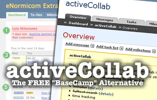 activeCollab: The FREE