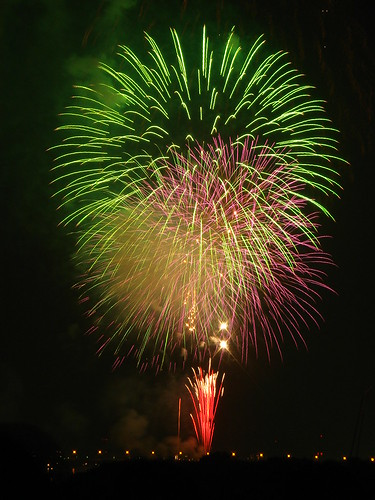 fireworks of Eastern Tokyo 05