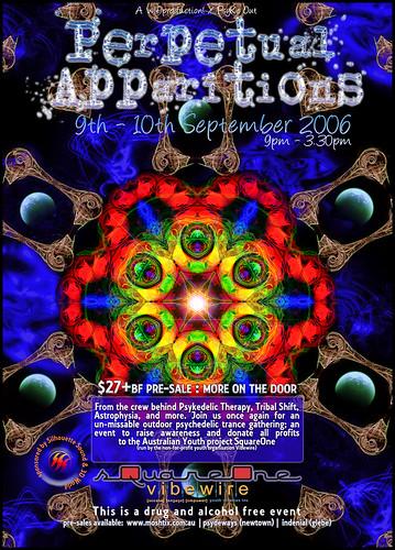 Perpetual Apparitions - Featuring Thiago Miranda, Ghettafunkt, Satanstoenail, Gappeq, Sensum, and more!