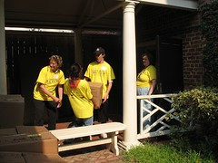 ALA 2006 in NOLA -- Volunteer Day at the Children's Resource Center