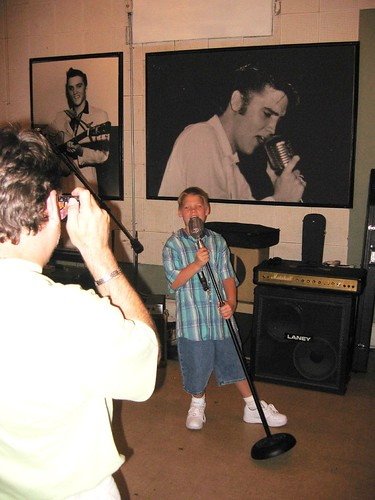 photo shoot @ sun studio