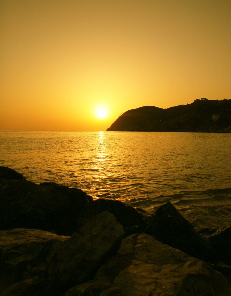 sunset at Levanto_ La Spezia_Italy (8)