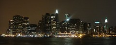 曼哈頓夜景