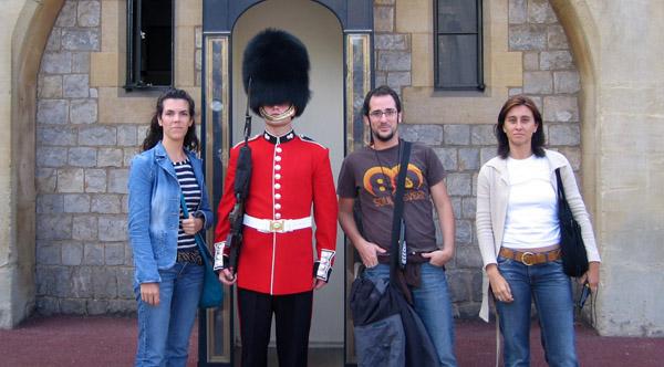 Sintiendo la realeza: Windsor Castle
