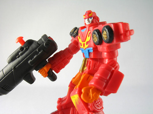 Attacktix Energon Rodimus