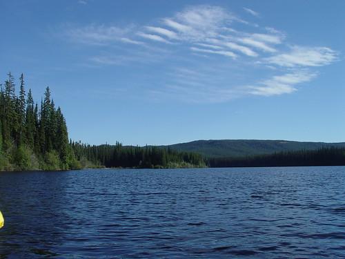 Jackpine Lake....