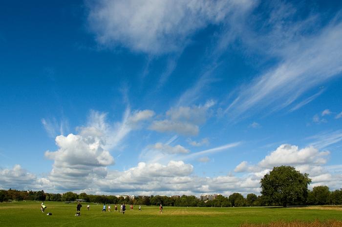 Regent's Sky :: Click for previous photo