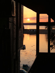 Sunset sozopol