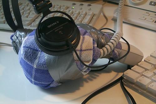 mp3 to Telefonanlagemnailbox Adapter