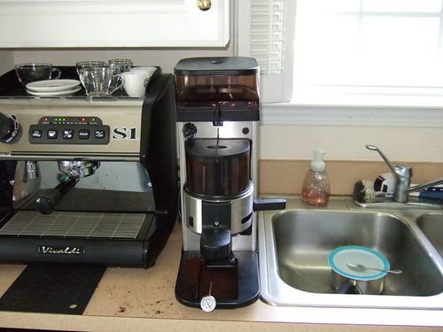 coffeegeek espresso espresso machines fs la cimbali. Black Bedroom Furniture Sets. Home Design Ideas
