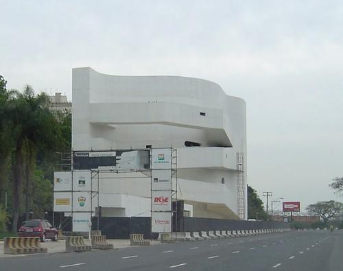 Museu Iber� Camargo