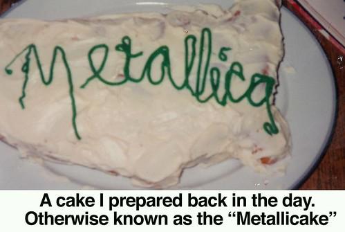 metallicake