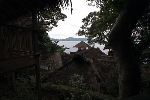 Balai的小木屋現在都有冷氣,住的方面不能說是高等但基本上還OK