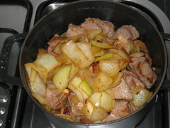 Beef and onions again