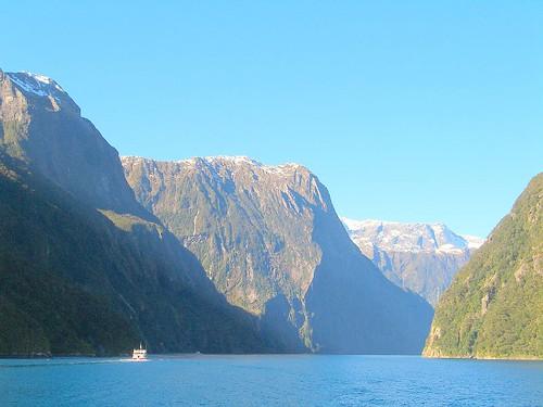 壯觀的Milford Sound