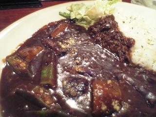 270 KOU 野菜と牛ひき肉のカレー