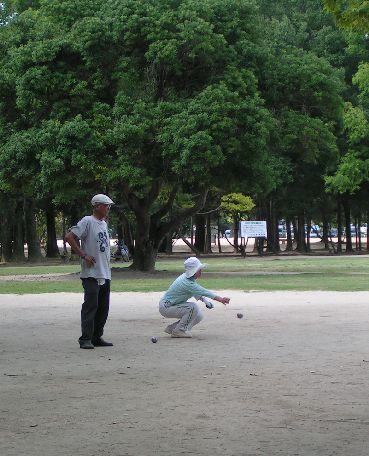 petanque a okayama2