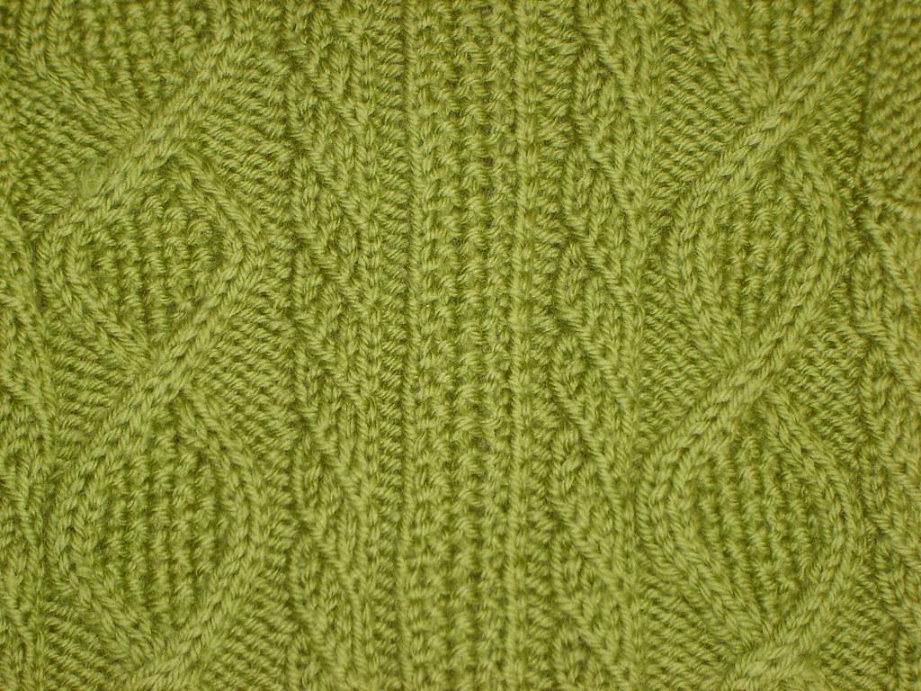 Detail shot Green Trellis