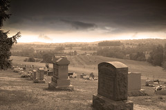 Cemetery photo by dianabog 