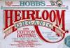 Hobbs Heirloom Organic Batting