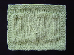 personalized washcloth